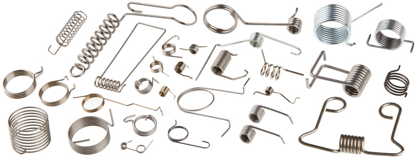 Torsion Springs Spring Maker Metal Pieces Springs